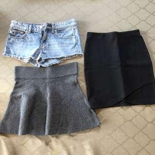 Aritzia XS XXS 24 clothes talula tna Wilfred free