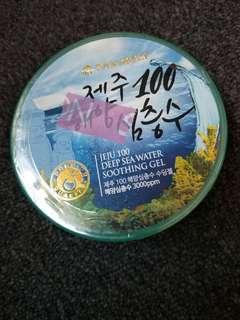 Jeju 100 Deep sea water soothing gel