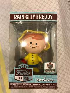Rain City Freddy Funko