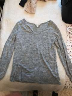 "Long Sleeve top with ""Open Side Arm"""