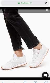 PRICE DROP Reebok Classic Leather Sneakers