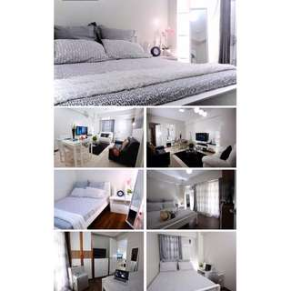 2 BR 60 sqm unit Flair Towers (Furnished)