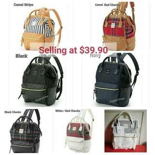 💯 Anello x Mini Emporium backpack -