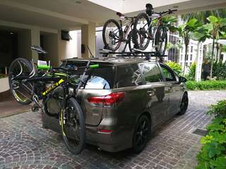 Bicycle transport Singapore and Malaysia
