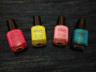 Color Club Nail Polish Minis