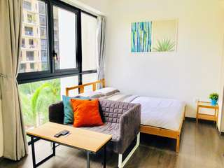 Punggol - studio room dual key fully furnish