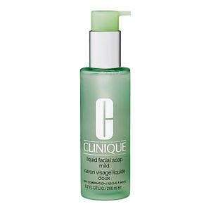CLINIQUE FACIAL CLEANSER