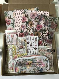 The Planner Society Kit (Partial) - February 2018