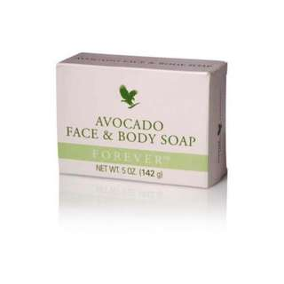 Forever Avocado Face And Body Soap