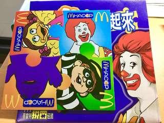 🚚 麥當勞絕版拼圖磁鐵