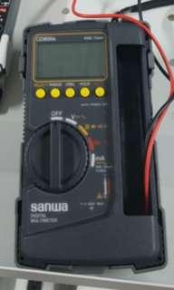 Multitester Sanwa