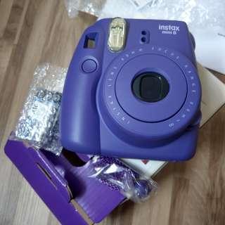 Fujifilm Instax Mini 8 (Purple)