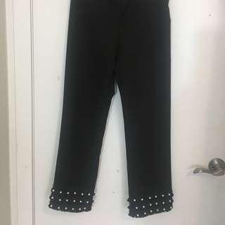 Pants pearl size M 25/26