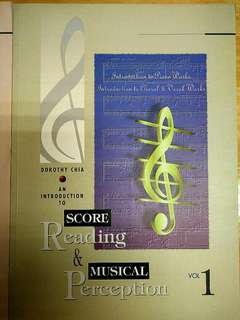 Music theory books for higher learning