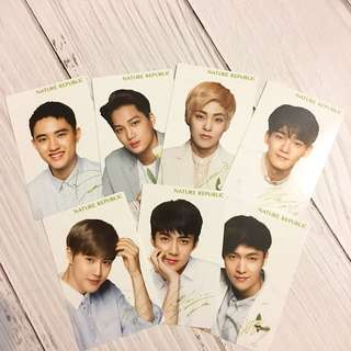 Exo Nature Republic 小咭