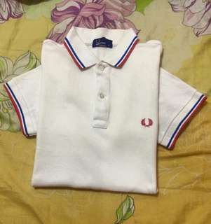 Fred Perry Polo Twin Tipped Original