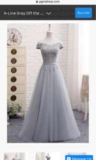 Prom dress sz small