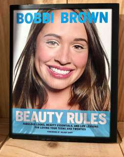 Bobbi Brown beauty rules (hardcover)
