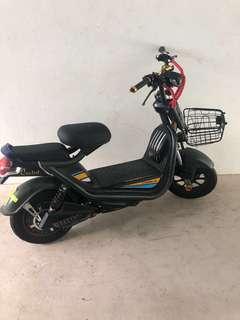 Escooter 60v