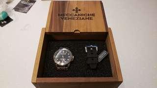 Meccaniche Veneziane Arsenale Series  ( Not Rolex Seiko IWC Panerai )