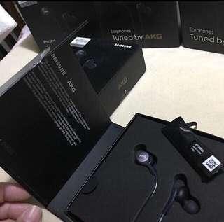 Original Samsung AKG headset