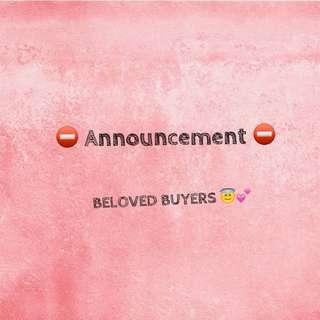 Sellers/BUYERS
