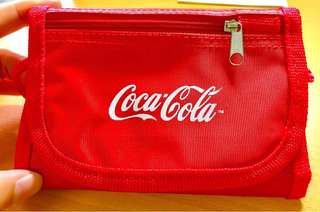 🚚 可口可樂絕版錢包