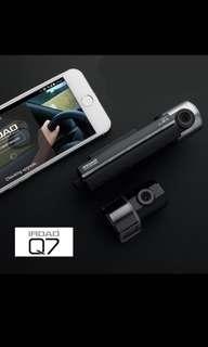 """Iroad Q7 Dash Cam """"Sealed"""""""