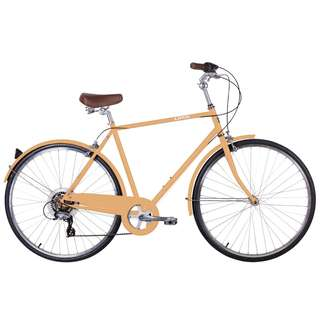 Linus Bicycle Rambler Mustard (7 speed)