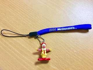 🚚 麥當勞叔叔絕版吊飾