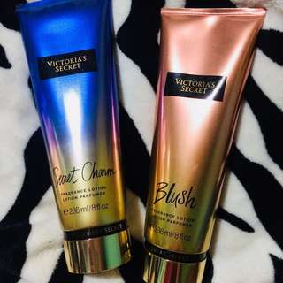 Authentic Victoria's Secret Lotion
