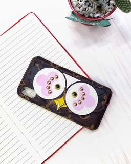 LV Owl Pocket Case for Iphone