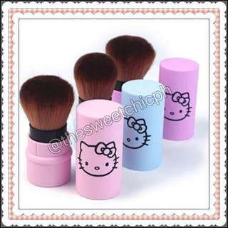Hello Kitty Make Up Brush