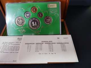 1976 Singapore Set