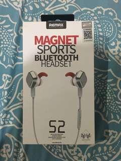 Remax: Magnet Sports bluetooth set