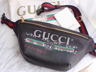 Gucci Coco Capitán Logo Belt Bag
