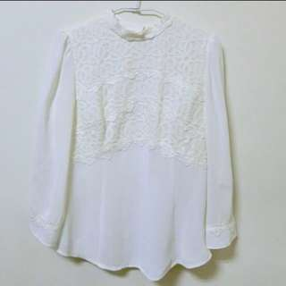OGIRL雪紡襯衫