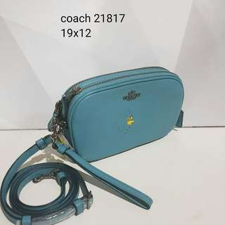 Coach Snoopy Double Zip Mini Bag
