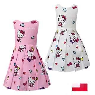 PO Hello Kitty Dress