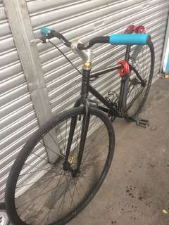 Bike for sale used but not abused