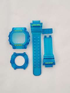 G Shock King GX-56 Jelly Bean replacement band and bezel.