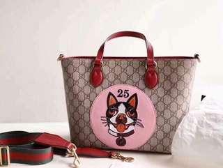 Gucci Supreme Bosco Tote