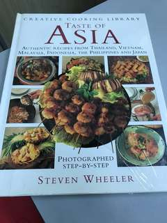 Cook Book - Tate of Asia