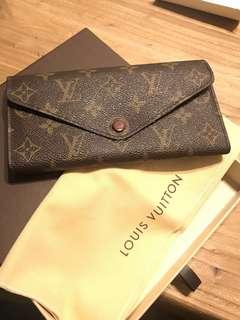 LV wallet 長銀包