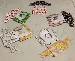 Sakura season handmade origami BN
