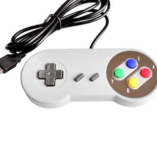 USB SNES NES Game Controller