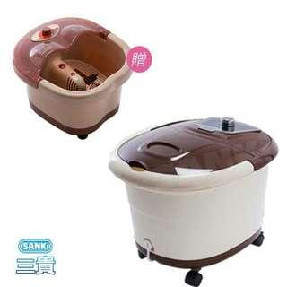 買一送一📌日本足浴機 + 中桶足浴機