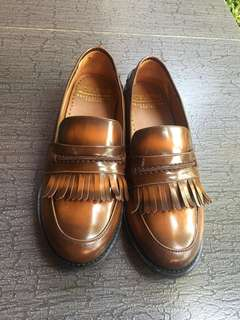Sepatu Kulit Loafer for woman