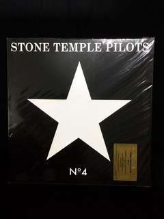 Stone Temple Pilots - No 4 (MOV) Vinyl LP