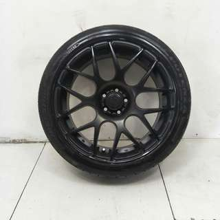 18 '' Sports Rim With Tyres 5x100 (SR1086)